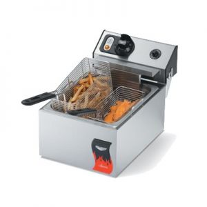 Fryer, 10lb, Countertop, 120v