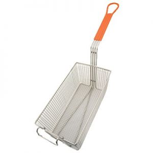"Fryer Basket, 12-1/8""x6-5/16""x5-5/16"""