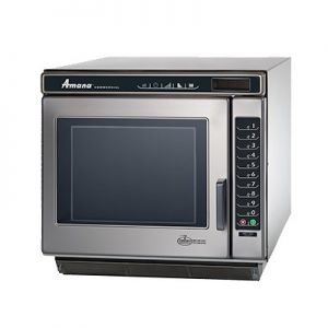 Microwave Oven, 1700w, 208/240v, 1ft³, Push Button