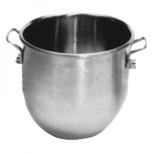 Bowl, Mixing Machine, 20qt, Stainless Steel