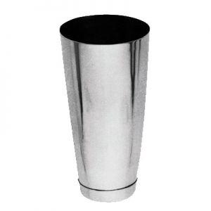 Bar Shaker, 28oz, Stainless Steel