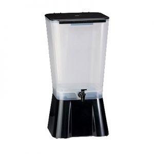 Beverage Dispenser, 5gal, Black