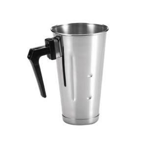 Malt Cup, Stainless Steel, inc Handle
