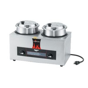 Rethermalizer Package, 4qt, Twin Well, CM-24