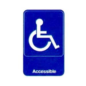 "Sign, ""Wheelchair Access"""