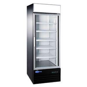 """Merchandiser Freezer, 32"""", 1x Glass Swing Door"""