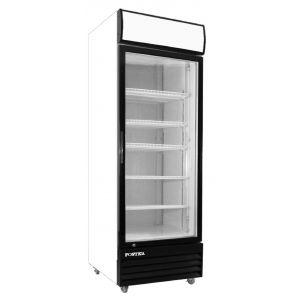 """Merchandiser Cooler, 24"""", 1x Glass Door, 15ft³"""
