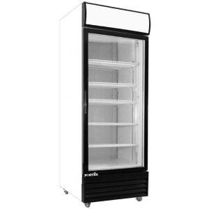 """Merchandiser Cooler, 27½"""", 1x Glass Door, 22ft³"""