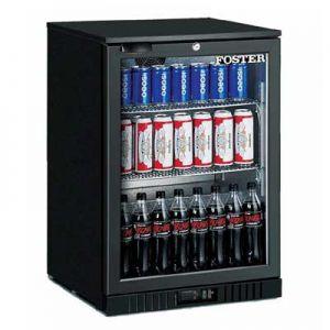 """Merchandiser Cooler, 24"""", UC, 1x Glass Door, 5ft³"""