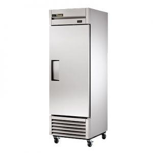 "Freezer, 27"", 1x Solid Door, 23ft³, S/S"