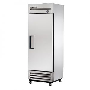 "Freezer, 27"", 1x Solid Door, 19ft³, S/S"