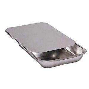 Cover, Bake Pan, Sliding, Stainless Steel