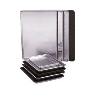 Sheet Pan, 1/2 Size, Perforated, Heavy Duty