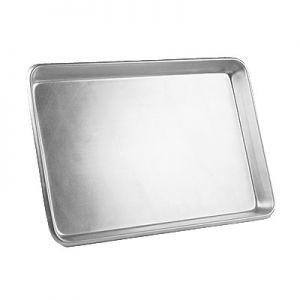 "Bun Pan, Full Size, 18""x26""x1"", Aluminum"