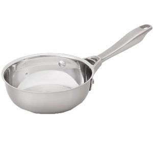 Saucier, 1qt, Intrigue®, Stainless Steel