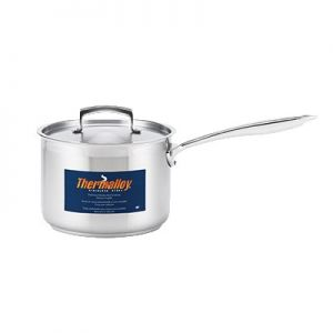 Sauce Pan, 2qt, Stainless Steel