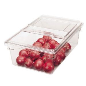 "Lid, Sliding, 18""x26"", for Food Storage Box, PC,CL"