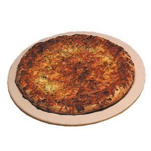 """Pizza Stone, 13"""" Round, Ceramic"""