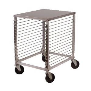 Pan Rack, 15-Tier, Counter Height