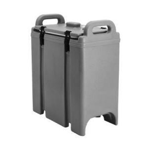 Soup Carrier, 3-3/8gal, Insulated, No Spigot,Black