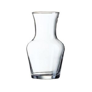 Carafe, Wine, 8¼oz, Glass, Clear