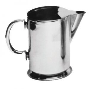 Pitcher, Water, 64oz, Stainless Steel