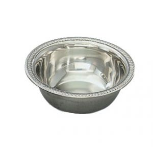 Sauce Bowl, 2oz, Stainless Steel