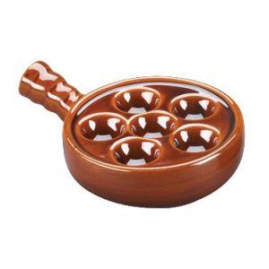 Snail Dish, Ceramic