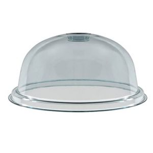 """Dome Cover, 13"""" Rnd, for HI-2010 Plate, 6½"""" High"""